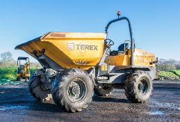 Benford Terex TA6 6 tonne swivel skip dumper Year: 2014 S/N: E3PJ5292 Recorded hours: 2019