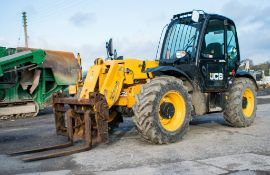 JCB 531-70 7 metre telescopic handler Year: 2013 S/N: 2179989 Recorded Hours: 1913 A606927 MM63 SZV