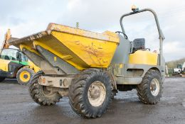 Neuson Lifton 3 tonne swivel skip dumper Year: 2003 S/N: AA31028D Recorded Hours: Not displayed (