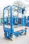 Power Tower Nano battery electric mobile personnel hoist access platform