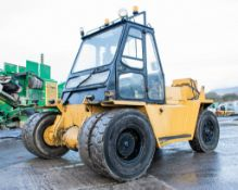 Caterpillar V330B diesel driven fork lift truck Year: 1991 S/N: 86Y01373 Recorded Hours:26,511 c/w