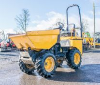 JCB 1THT 1 tonne high tip dumper  Year: 2016  S/N: RA2816 Recorded hours: 597 LH16019