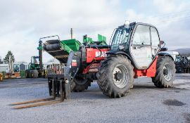 Manitou MT932 9 metre telescopic handler Year: 2014 S/N: 940646 Recorded Hours: 1130 c/w rear camera