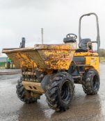 Benford Terex HD1000 1 tonne hi tip dumper Year: 2005 S/N: E505HM295 Recorded Hours: 2775