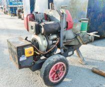 Hilta diesel driven water pump