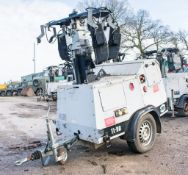 SMC TL-90 diesel driven mobile lighting tower Year: 2013 S/N: 10624 Recorded Hours: T127387