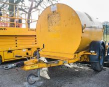 Trailer Engineering 500 gallon fast tow mobile fuel bowser c/w hand pump, delivery hose & trigger