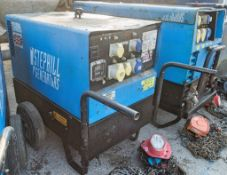 Stephill 6 kva diesel driven generator Recorded Hours: 2070
