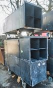 Amorgard Pipe Store copper pipe store ** Dismantled for transportation **