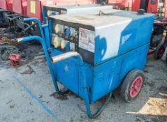 Stephill 6 kva diesel driven generator Recorded Hours: 5320 1247-0632