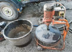 Belle Tubmix 50 110v bucket/forced action mixer