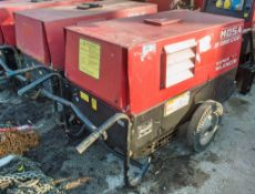 Mosa GE12000 12 kva diesel driven generator Recorded Hours: 2227 1307-1331