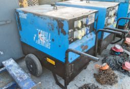 Stephill 6 kva diesel driven generator Recorded Hours: 1867