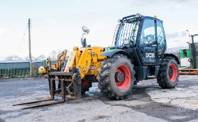 JCB 531-70 7 metre telescopic handler Year: 2014 S/N: 2341931 Reg No: MX64 PZR Recorded Hours: