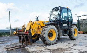 JCB 531-70 7 metre telescopic handler Year: 2013 S/N: 2176575 Reg No: MX13 PHY Recorded Hours: