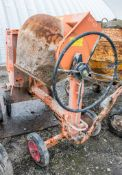 Belle 100XT diesel driven site mixer 5881