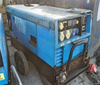Stephill 10 kva diesel driven generator Recorded Hours: 9236