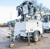 SMC TL-90 diesel driven mobile lighting tower Year: 2011 S/N: 19050 Recorded Hours: T127387