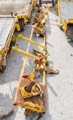 2 - Permaquip rail scaffold attachments