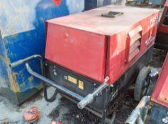 Mosa GE12000 12 kva diesel driven generator Recorded Hours: 3886 1311-0095