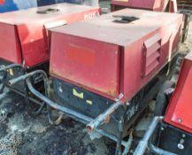 Mosa S300 EPI 300 amp diesel driven welder/generator Recorded Hours: 832