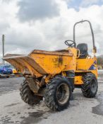 Thwaites 1 tonne hi tip dumper Year: 2007 S/N: 708B1761 Recorded Hours: 2420 220E0033