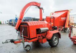 Camon C275 diesel driven wood chipper WOOSEK21