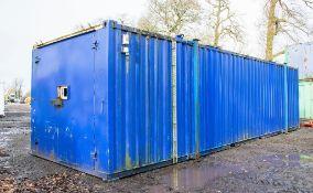 32 ft x 10 ft steel jack leg store site unit 35000