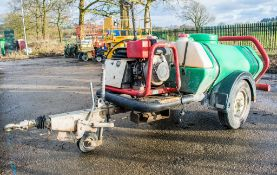 Brendon diesel driven fast tow pressure washer bowser A670657