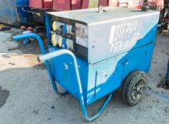 Stephill 6 kva diesel driven generator Recorded Hours: 3926 1311-2797