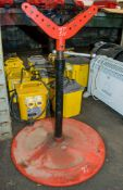 Pipe roller stand A702073