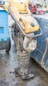 Wacker Neuson BS60-2 petrol driven trench rammer A706736 ** Handle snapped off **