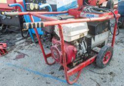 Spitfire 200 amp petrol driven welder generator