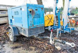 Stephill SSDX20 20 kva diesel driven generator Recorded Hours: 13,188