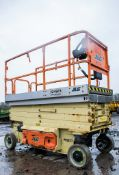 JLG 3246ES battery electric scissor lift access platform Year: 2010 S/N: 023605 Recorded Hours: