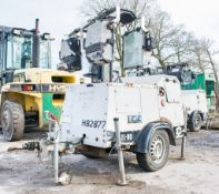 SMC TL-90 diesel driven mobile lighting tower Year: 2008 S/N: 87942 Recorded Hours: H82877