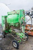 Belle 100 XT diesel driven site mixer 1608