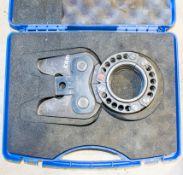 Unopor U63 pipe press collar