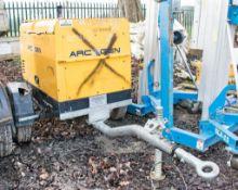 Arc Gen Weldmaker R300 diesel driven welder/generator Recorded Hours: 844 16F30003