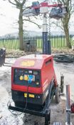 Mosa GE6000 SX/GS diesel driven mobile lighting tower 1410-4097