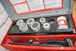 Rothenberger 110v pipe freezing kit A661155