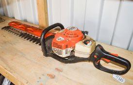 Stihl HS81 RC petrol driven hedge trimmer