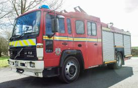 Volvo FL6 14 Fire engine Registration Number: MF51 EXH Date of Registration: MOT Expires: Recorded
