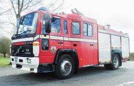 Volvo FL6 14 Fire engine Registration Number: S302 RVM Date of Registration: 02/02/1999 MOT Expires: