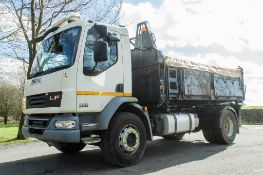 DAF 55 220 4x2 18 tonne tipper lorry Registration Number: RK61 YUJ Date of Registration: 22/11/