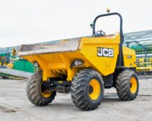 JCB 9 tonne straight skip dumper  Year: 2017 S/N: 5956 Recorded Hours: 953