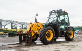 JCB 531-70 7 metre telescopic handler  Year: 2015 S/N: 2346913 Recorded hours: 1438 A669002 MX14LTT