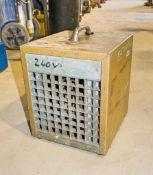 240v fan heater