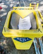 Pirtek spill kit