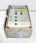 Fusion welder control box